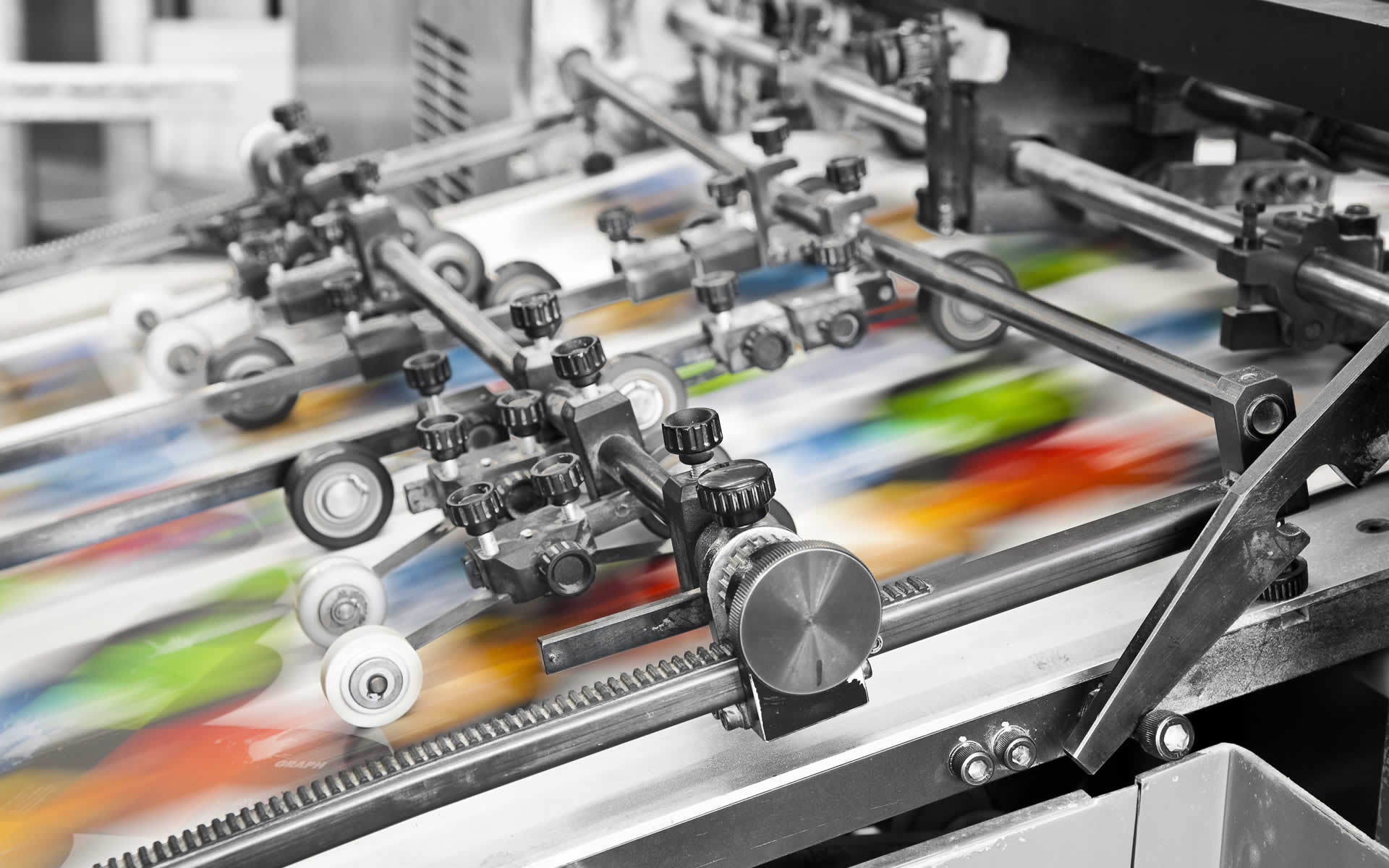 Print at Smart Distribution Solutions